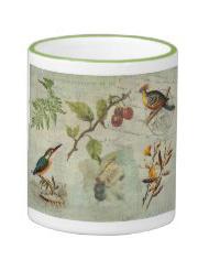 Pot-Pourri Mug from Zazzle © Sarah Vernon