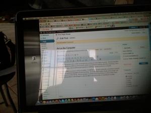 My Computer Screen