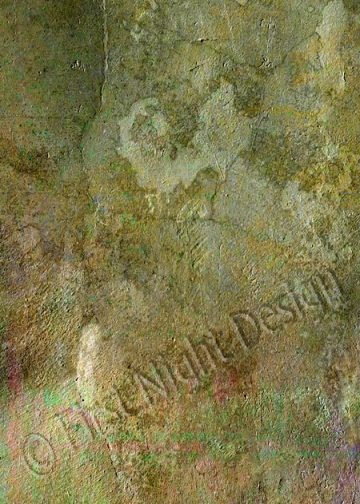 Tearing Green Paper Abstract © First Night Design