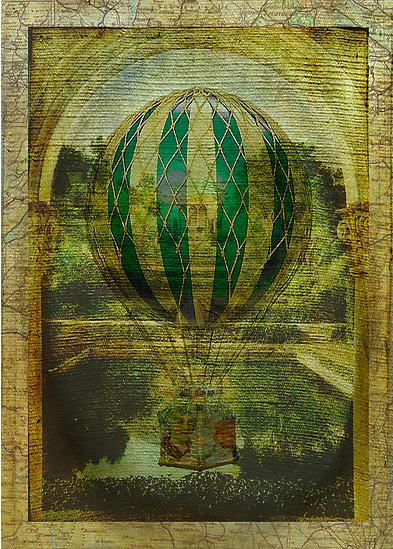 Hot Air Balloon Voyage