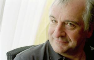 Image: Douglas Adams, © 2008 Michael Hughes, free licence.