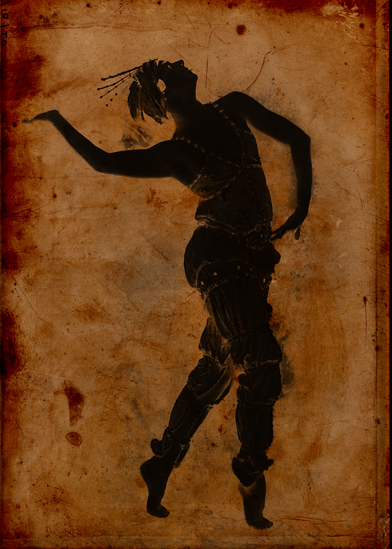Dancing in Greek © First Night Design