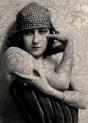 The Gloria Swanson Tattoo © First Night Design