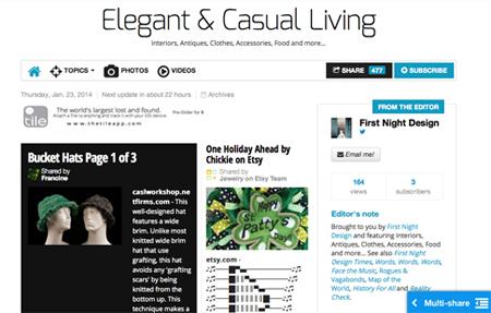 Elegant & Casual Living