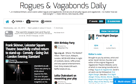 Rogues & Vagabonds Daily