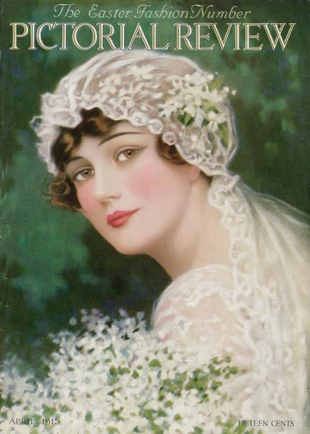 Vintage Easter Bride © First Night Design