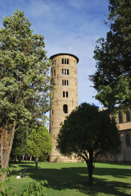 St. Apollinare in Classe round tower