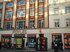 Foyles, Charing Cross Road