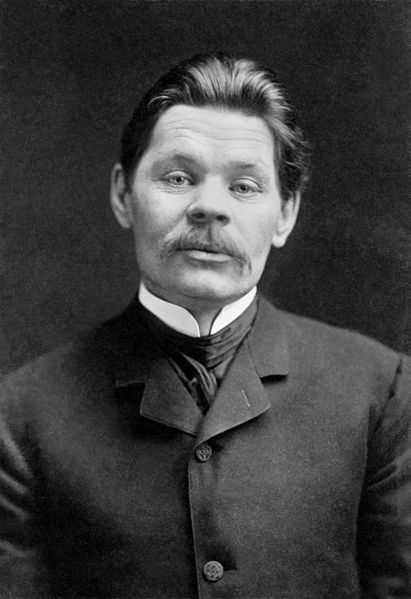 Portrait of Gorky, c. 1906