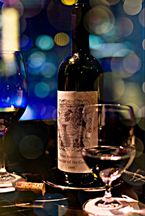 Vins Spiritueux, Nectar of the Gods