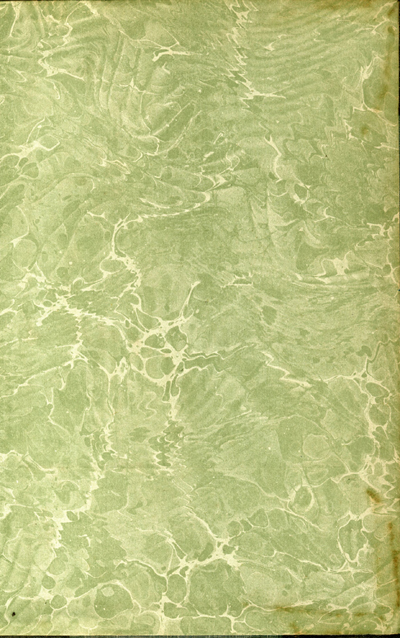 Marble Endpaper