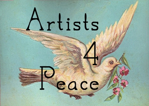 Artists 4 Peace © First Night Design