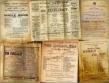 The Playbills Postcards
