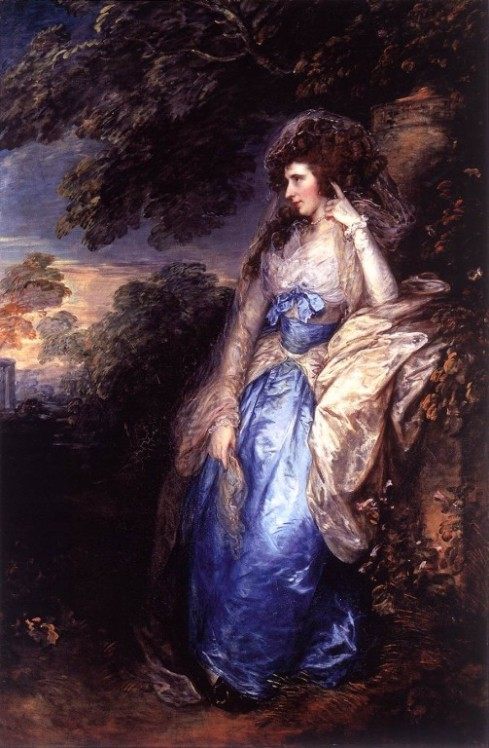 gainsborough ladybate-dudley1787
