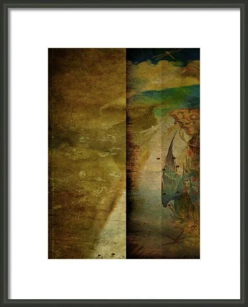 Two Delicate Screens © Sarah Vernon