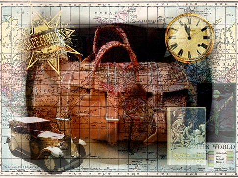 Bon Voyage © Sarah Vernon