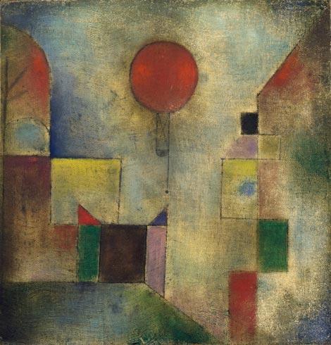 Red Ballooon 1922