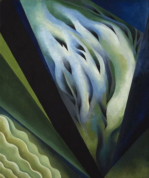 Blue and Green Music 1921