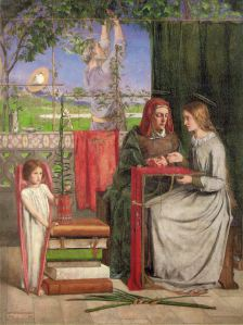 Rossetti_girlhood