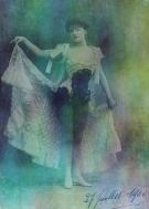 Syncopated Lady © Sarah Vernon