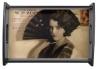 Femme Fatale in Sepia Serving Trays © Sarah Vernon