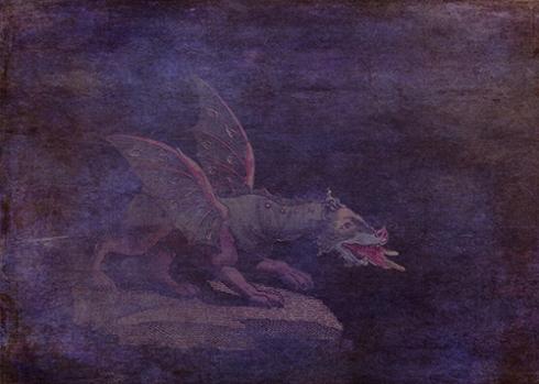 The Purple Dragon © Sarah Vernon