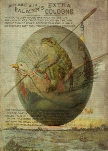 Goose and Frog's Easter Journey © Sarah Vernon
