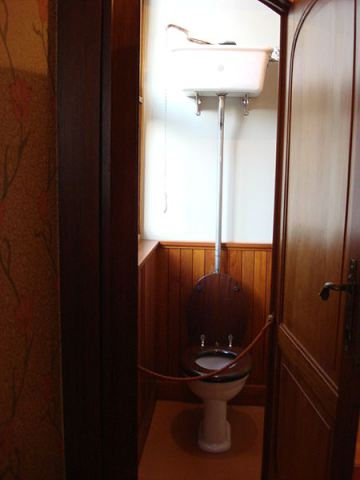 Thomas Crapper Toilet Victor Horta Museum, Brussels