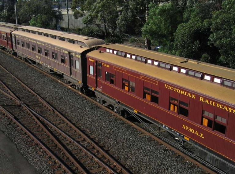 E-type-carriage-train