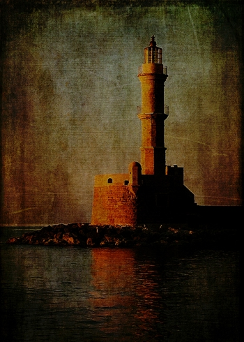 To the Lighthouse © Sarah Vernon