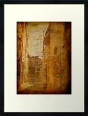 Romance in Stone [framed] © Sarah Vernon