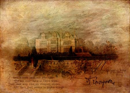 Tennyson's Manor @ First Night Design