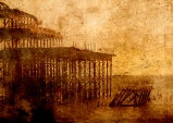 Pier into the Depths © Sarah Vernon