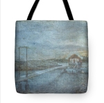The Boat House Tote Bag © Sarah Vernon [Fine Art England]