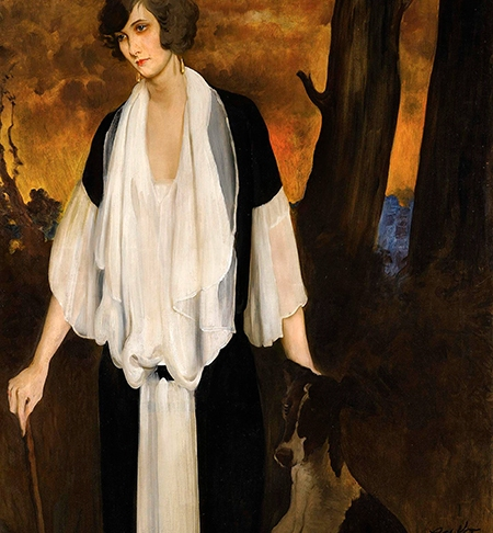 Rachel Strong by Léon Bakst 1924 © First Night Vintage