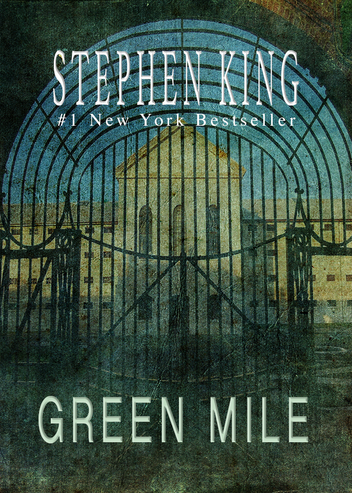 First Night Design | #PhotoRehabCoverMakeover #7 The Green Mile