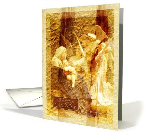 First Night Design | Angel Love #Christmas #Art