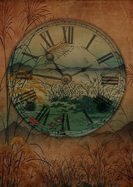 Behind Time © Sarah Vernon
