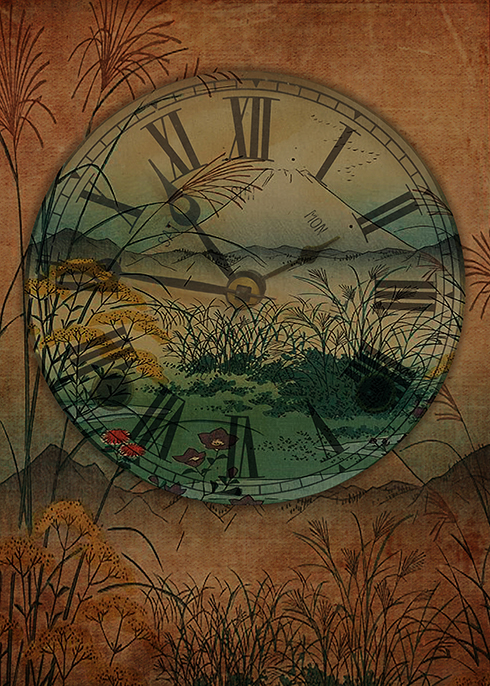 Behind Time © Sarah Vernon