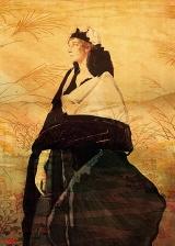 Woman in Black © Sarah Vernon