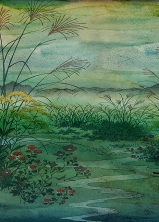 The Green, Green Grass of Home © Sarah Vernon
