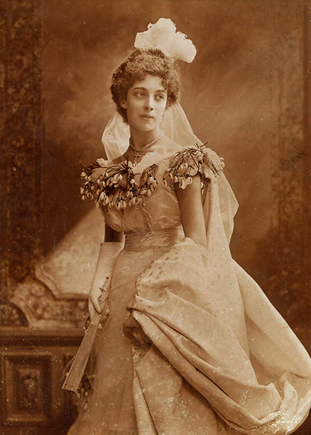 The Bride Beautiful © Sarah Vernon