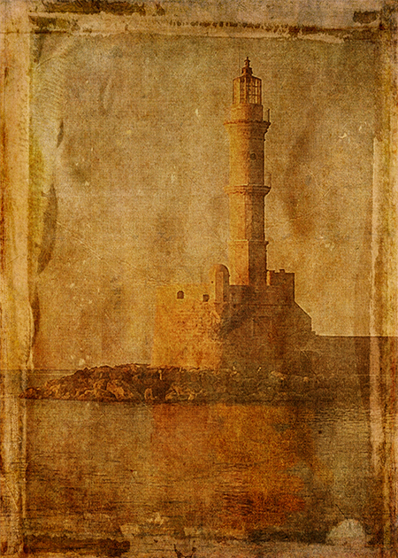 Don't look now but here comes another Lighthouse #Art