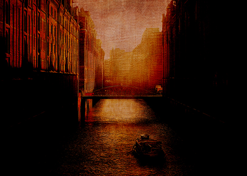 First Night Design | Casanova's Waterway #Art
