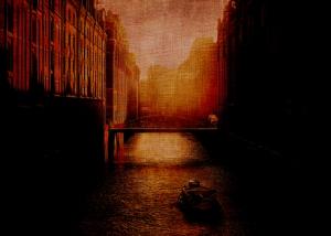 Casanova's Waterway © Sarah Vernon