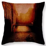 Casanova's Waterway © Sarah Vernon FAA Cushion