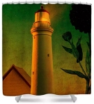 How about a shower curtain from Fine Art America?