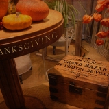 Thanksgiving Hideaway © Sarah Vernon