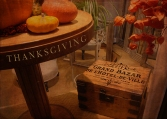 Thanksgiving Hideaway © Sarah Vernon