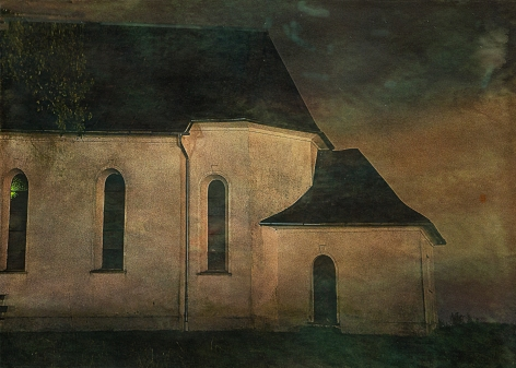 Church at Twilight © Sarah Vernon